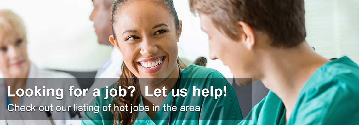New Year~New Goals…Check out these job opportunities!