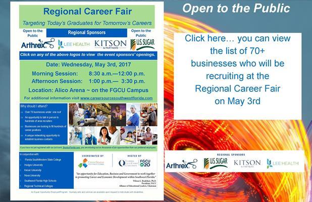 2017 Regional Career Fair